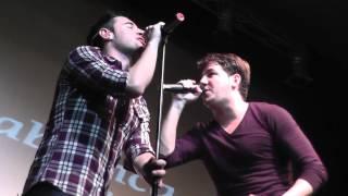ANDY & LUCAS - SON DE AMORES - GIRA 2013 - ARGANDA DEL REY