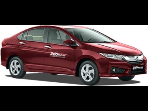 Zoomcar Honda City From Chennai Walk Through