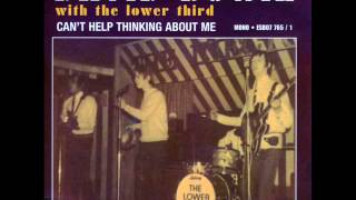 David Bowie & the Lower Third  Can't help thinking about me