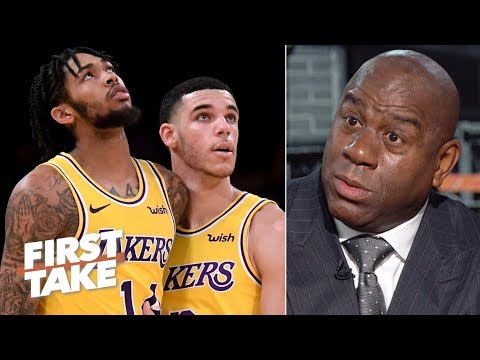 'I wouldn't change anything' – Magic on failed Anthony Davis trade | First Take