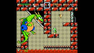 Super Mario World Hack - Yoshi's Strange Quest, Episode 8 (W4 Part 3)