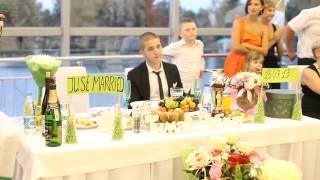 Песня невесты на свадьбе!