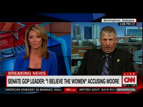 Alabama 'reporter' offers bonkers defense of Roy Moore
