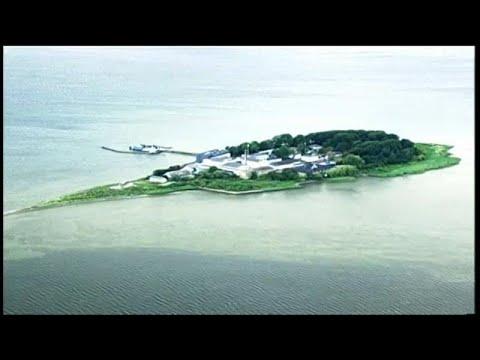 Dinamarca envia criminosos para ilha remota