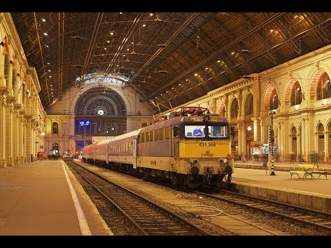 Budapest Keleti Train Station: Explore Hungary's Most Impressive Station