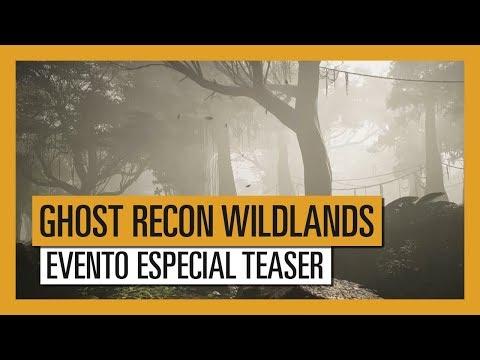 GHOST RECON WILDLANDS: El Cazador- Evento Especial Teaser