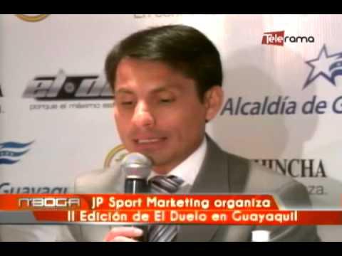 JP Sport Marketing organiza II Edición de El Duelo en Guayaquil