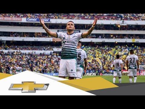 Resumen | América 2 - 2 Santos  | Clausura 2018 - Semifinal (Vuelta) | Presentado por Chevrolet