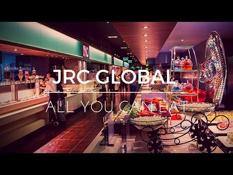 JRC Global Buffet | All You Can Eat In Croydon