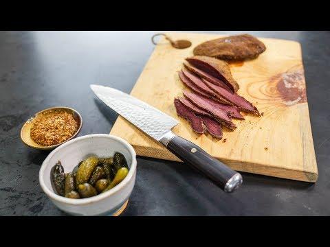MeatEater Recipe: Wild Goose Pastrami