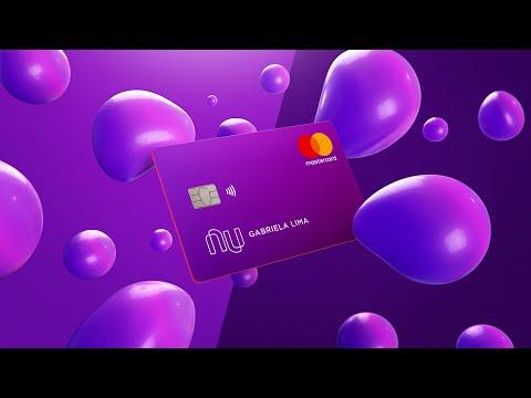Conheça o novo cartão de crédito do Nubank