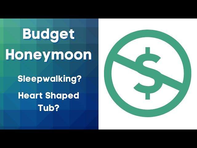 Our Budget Honeymoon - Niagara Falls, Ontario