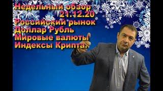Обзор на неделю Российский рынок + Форекс + Крипта+ фьючерсы Индексы.