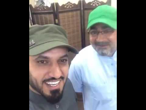 حصرياا..تحشيش. وجه الخيـر علي الدلفي والشاعر عباس عبد الحسن..سناب چاات..