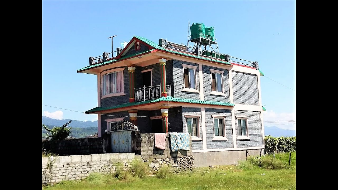 Beautiful House For Sale At Chauthe Pokhara 9856030557 9824177224