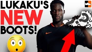 Romelu Lukaku's New Boots?! What Nike Don't Want You To Know!