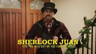 Sherlock Juan and the Mystery of the Clogged Toilet | David Lopez