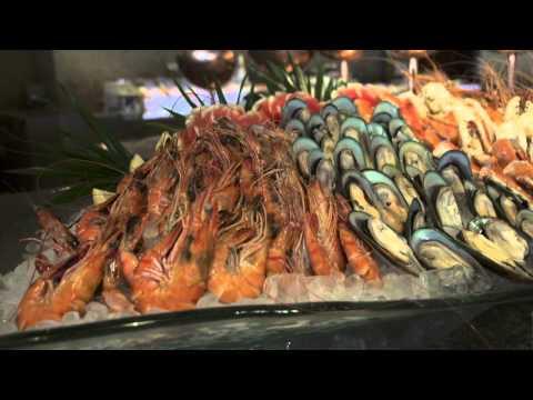 Sunday Brunch @ Next 2 Restaurant, Shangri-La Bangkok Hotel
