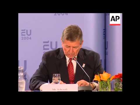 US and EU ministers discuss joint intelligence gathering