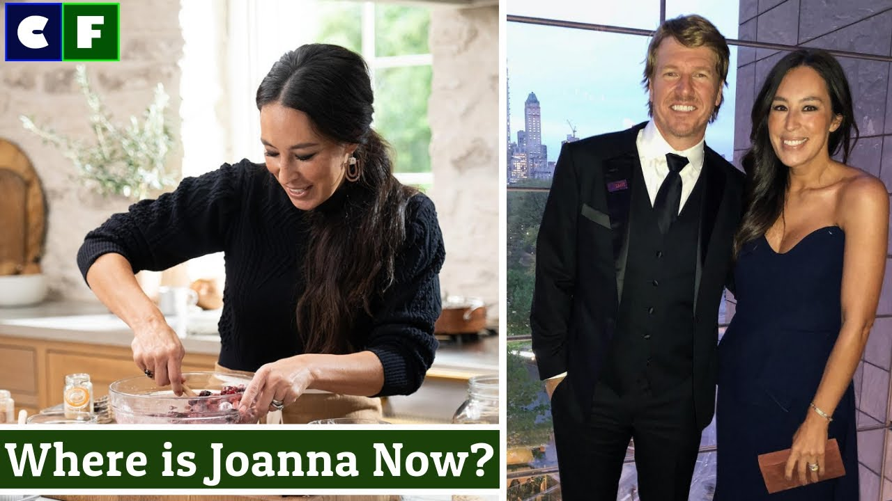 Download What happened to Joanna Gaines on Fixer Upper? Shocking Tragedy After Leaving the Show