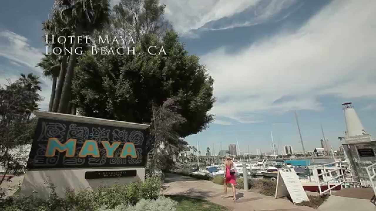 Hotel Maya Wedding Venue | Long Beach, CA - YouTube