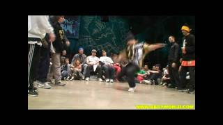 RUGGED SOLUTIONS vs ORIGINAL SOUTH KINGZ (HIP OPSESSION 6)