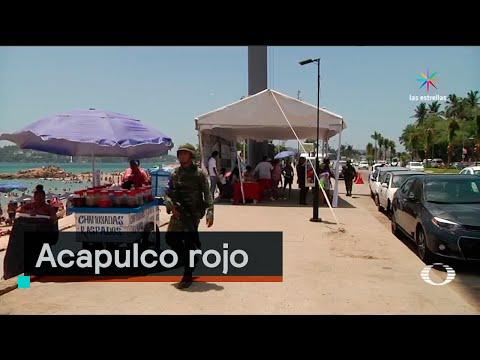 Acapulco Rojo - 10 En Punto