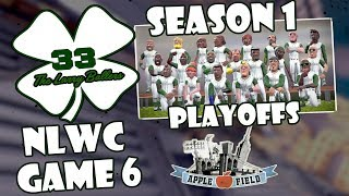Super Mega Baseball 2 - Season 1 Playoffs - Game 6 v Wild Pigs