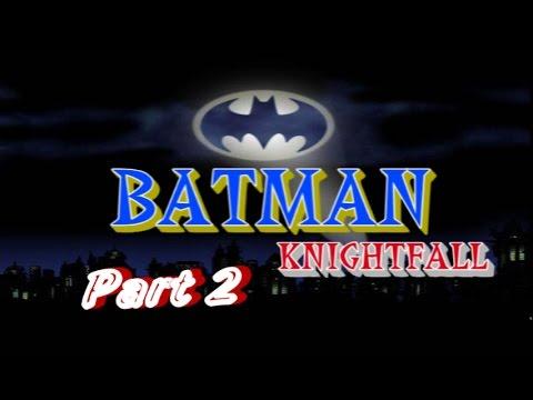 Batman Knightfall Motion Comic & Audio Drama Part 2