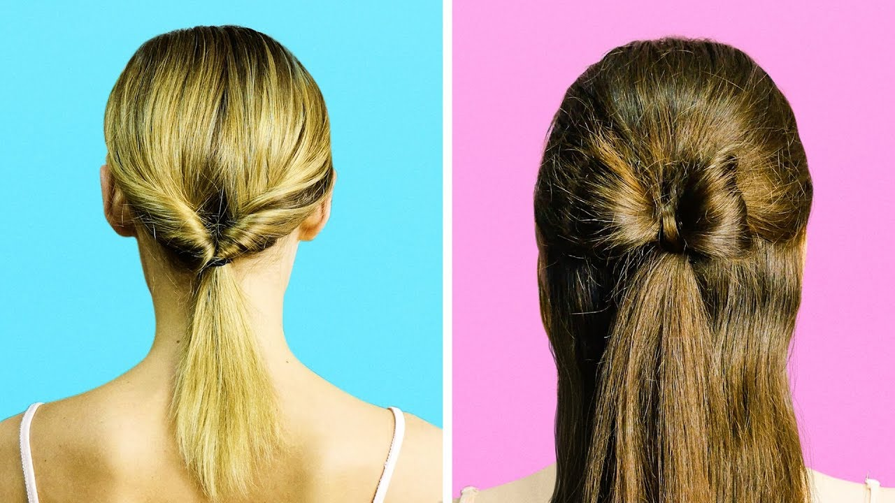 new concept be663 86deb 27 CUTE AND EASY SUMMER HAIRSTYLE TUTORIALS