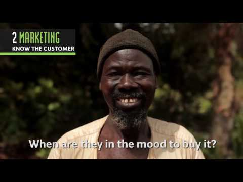 Africa Start Up - How to make money  Marketing & Sales HD