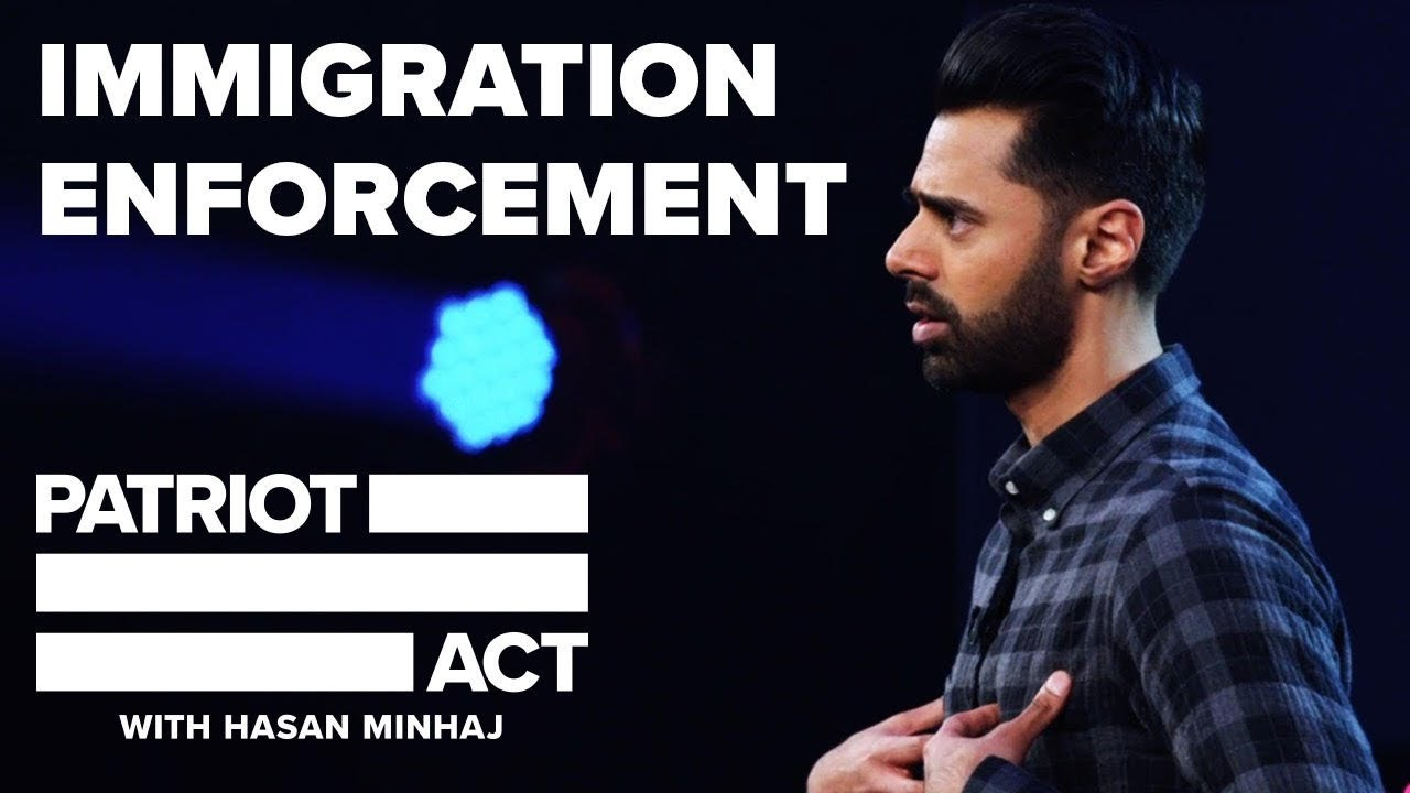 Netflix's 'Patriot Act with Hasan Minhaj' is way funnier and fresher