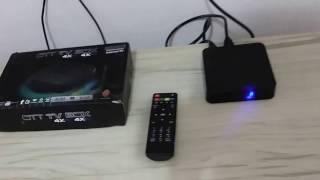 Minha experiência com o TV BOX MXQ-4K