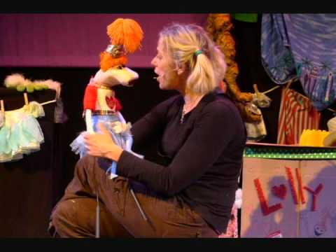 Muppet Mindset Interview with Leslie Carrara-Rudolph Part 3