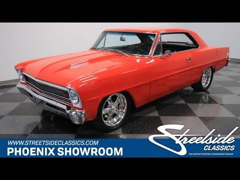 1966 Chevrolet Nova SS for sale | 473-PHX