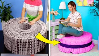 65 GREAT RECYCLING DIYs TO BRIGHTEN YOUR ROOM