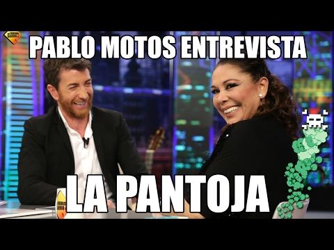 PABLO MOTOS ENTREVISTA LA PANTOJA