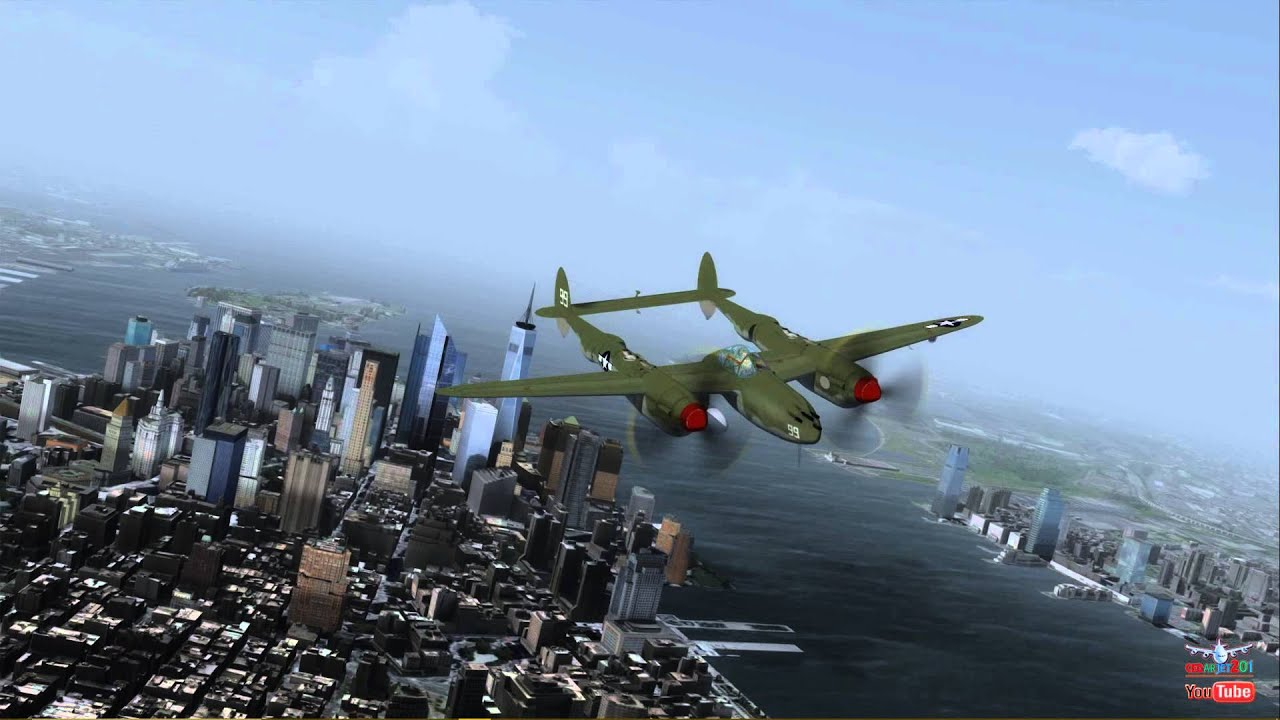New York City X V2 Scenery by Drzewiecki Design FSX and P3D