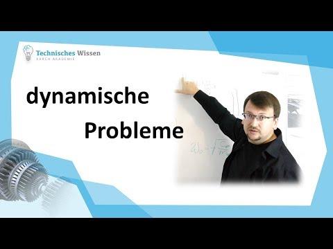 Dynamische Probleme – Steifigkeitssättigung