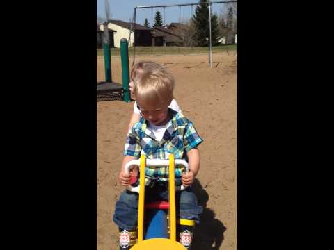Suelzle teeter-totter song