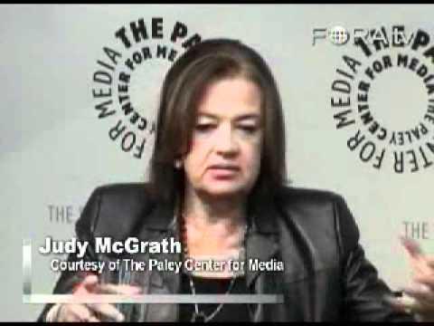 MTV: Judy McGrath Discusses MTV's new Logo