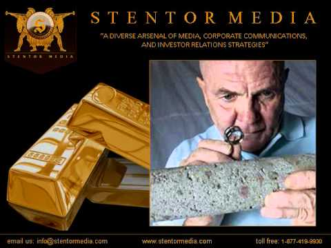 Stentor Media In the Spotlight - with Chad Ulansky, President and C.E.O. of Cantex Mine Development.