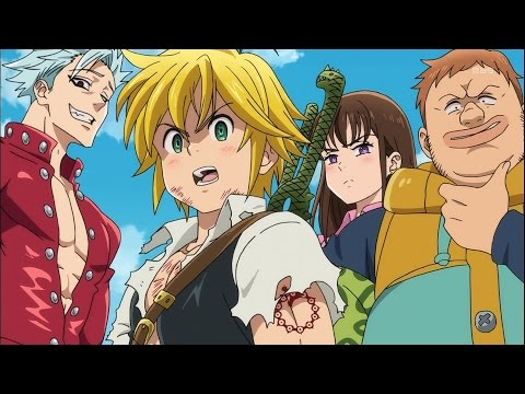 Seven Deadly Sins AMV Indestructible