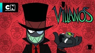 Videos de orientación para villanos: Guía para una conquista malvada | Villanos | Cartoon Network