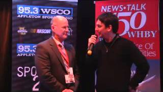 Ed Nuttycombe - 2014 Red Smith Press Conference