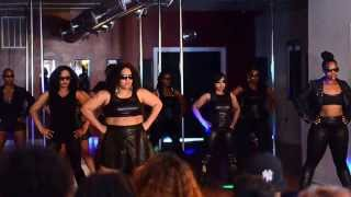 Trophy Wife Fitness Spring Showcase: The Opening: Control