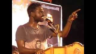 Dhuruvan Selvamani's Tiger Flow Speech At Kalayarkovil - Part   6