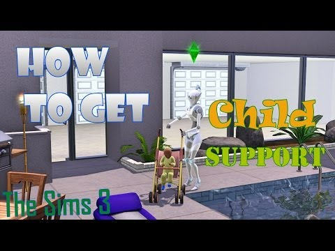 The Sims 3: How To Get Child Support