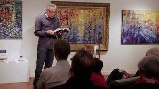 The Chronicles of Jasper and Gary: Book Reading by Emanuel E. Garcia