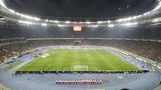 НСК Олимпийский Украина Португалия гимны сборных